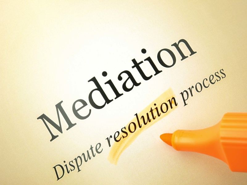Legal mediation Johnson County KS