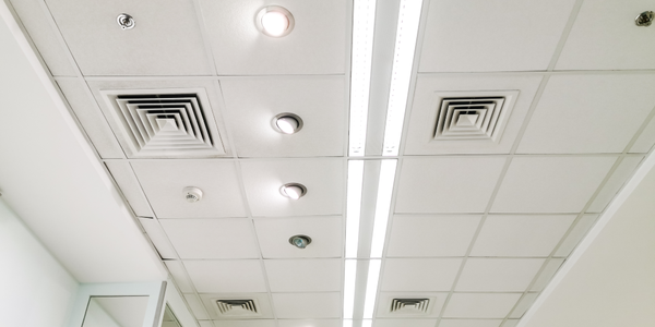 acoustic ceiling