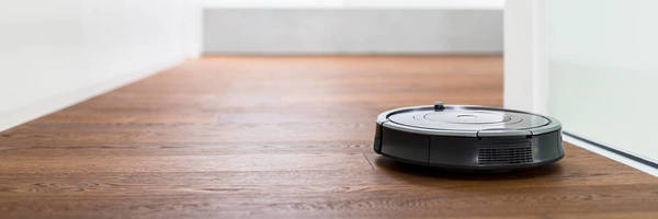 Get germ free home with a robot vacuum