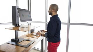 MOVI's standing desks